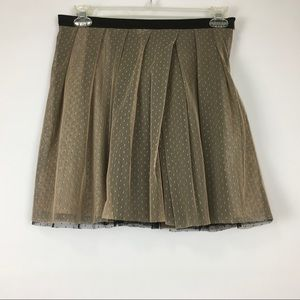2b Rych Vintage Double Layer Tulle Skirt